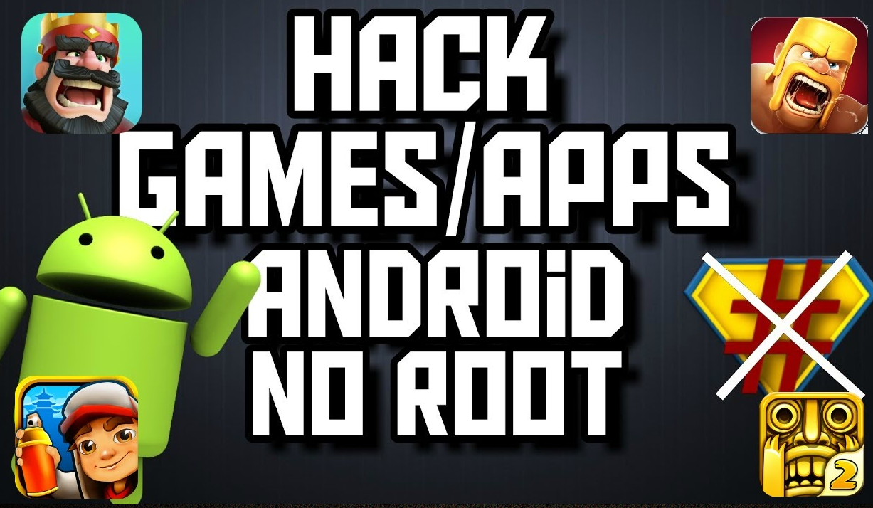 game hacking app for android